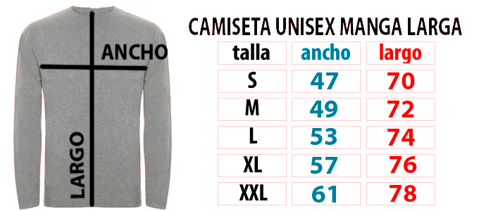 UNISEXMANGA-LARGA-TALLAS-2