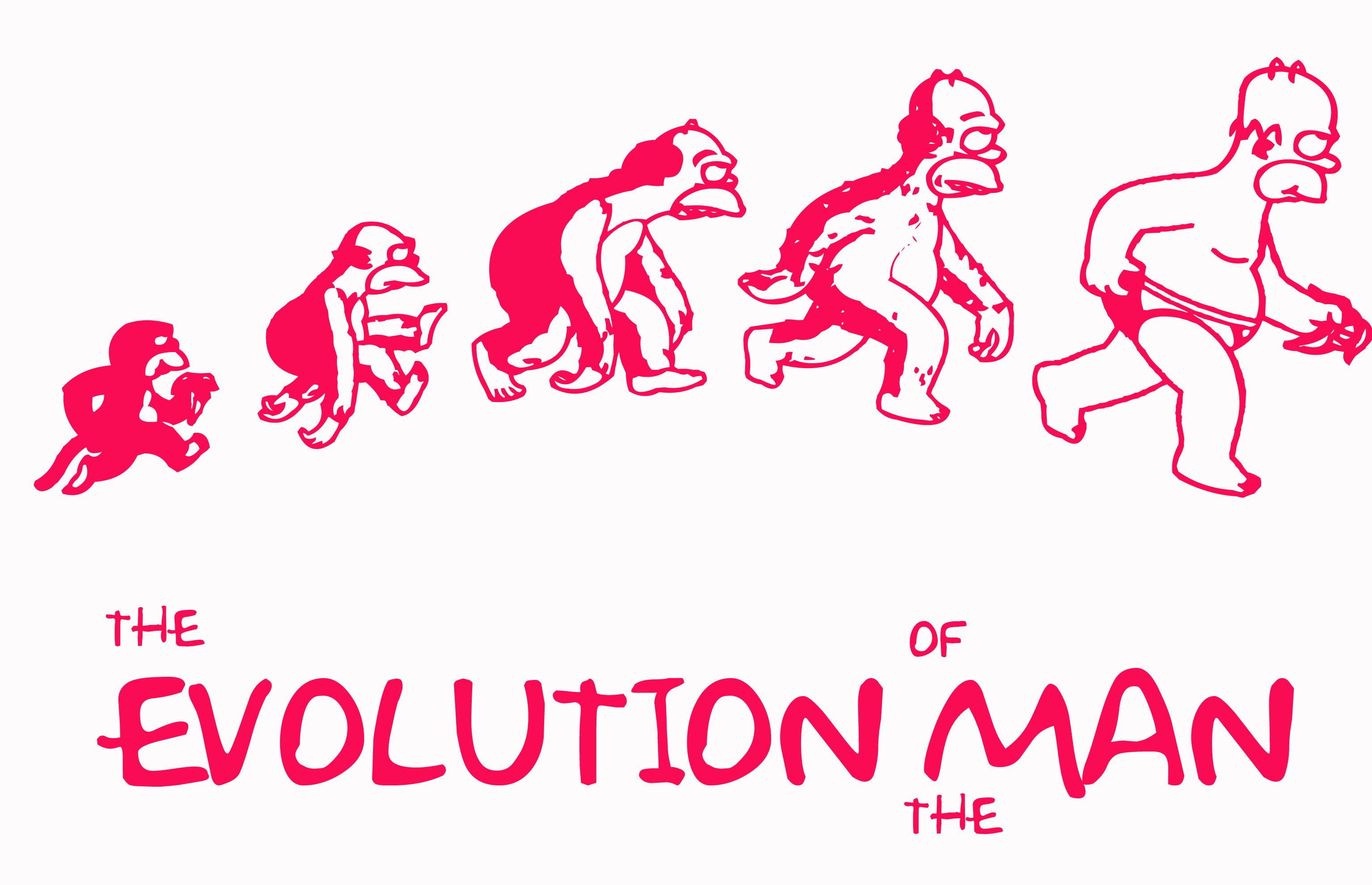 La evolución según Homer
