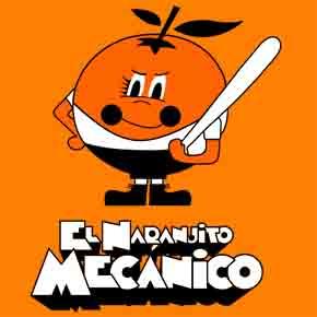 El Naranjito mecánico
