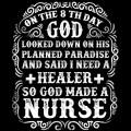 God-Made--Nurse