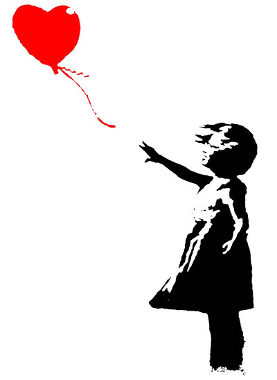 Grafitti globo