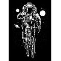 Astronaut Bicycle