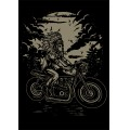 Indian Chief Rider