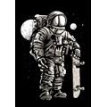 Astronaut-Skater
