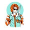 Clown-Killer