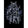 Samurai-Robot-Skull