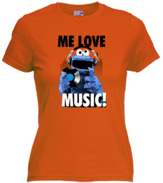 Me love music
