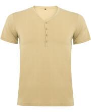 camiseta boston cuello v botones