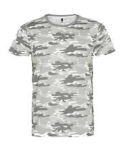 camiseta camuflaje Sarani Stay Strong