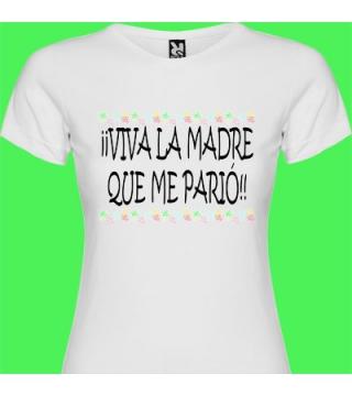 Camiseta Viva la madre