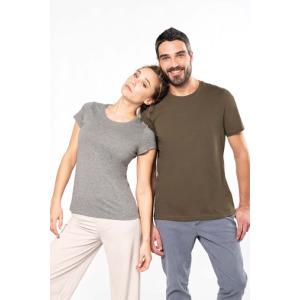 Camiseta de algodón orgánico de mujer K391