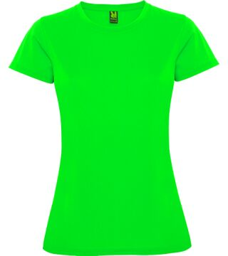 Camiseta técnica de mujer Montecarlo